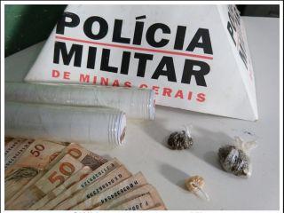 PM prende rapaz suspeito de tráfico e apreende menor por uso de drogas | Patos Agora - A notícia no seu tempo - http://www.patosagora.net