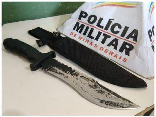Menor de 14 anos é detido suspeito de tentar assaltar idosa de 90 anos usando uma faca | Patos Agora - A notícia no seu tempo - http://www.patosagora.net