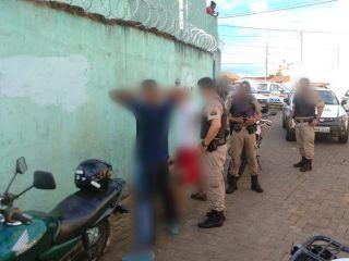 Polícia Militar intensifica operações e realiza blitz e abordagens  | Patos Agora - A notícia no seu tempo - http://www.patosagora.net