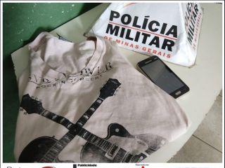 Funcionária de emissora de TV é vítima de furto e tem celular levado em Patos de Minas   Patos Agora - A notícia no seu tempo - http://www.patosagora.net