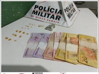 Dupla é presa suspeita de tráfico de drogas no bairro Sebastião Amorim | Patos Agora - A notícia no seu tempo - http://www.patosagora.net