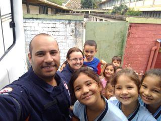Projeto Samuzinho é lançado no Colégio Municipal Prof. Aristides Memória - CAIC | Patos Agora - A notícia no seu tempo - http://www.patosagora.net