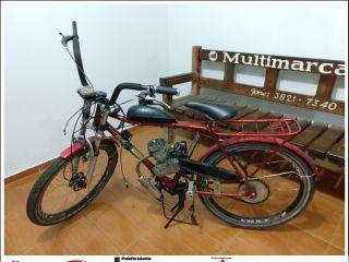 Menor de 15 anos é detido por receptação após confessar que comprou bicicleta motorizada furtada | Patos Agora - A notícia no seu tempo - http://www.patosagora.net