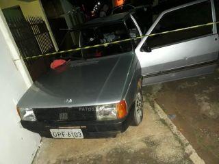 Bandidos tentam abordar carro, fogem, atiram contra PM e um bandido morre e outro fica ferido   Patos Agora - A notícia no seu tempo - http://www.patosagora.net