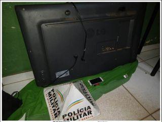 Homem de 23 anos é preso suspeito de arrombar academia e furtar objetos | Patos Agora - A notícia no seu tempo - http://www.patosagora.net