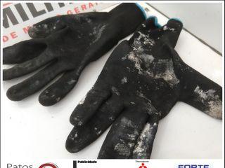 Morador flagra homem dentro de sua casa e o suspeito acaba preso pela PM   Patos Agora - A notícia no seu tempo - http://www.patosagora.net