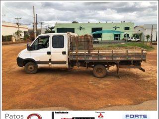 Motorista inicia manobra para atravessar a pista e acaba atingido por caminhão na MG-235 | Patos Agora - A notícia no seu tempo - http://www.patosagora.net