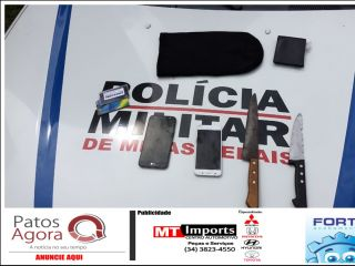 Veículo tomado de assalto em Patrocínio para quitar dívida com traficantes é recuperado em Uberlândia   Patos Agora - A notícia no seu tempo - http://www.patosagora.net