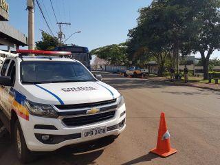 Operação conjunta das Forças Militares Estaduais é realizada nessa quarta-feira | Patos Agora - A notícia no seu tempo - http://www.patosagora.net