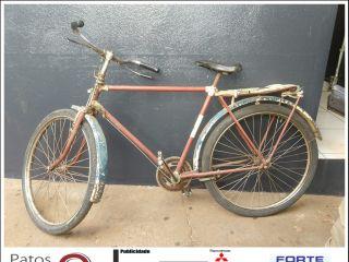 Homem furta bicicleta mas acaba preso pouco depois transitando no veículo | Patos Agora - A notícia no seu tempo - http://www.patosagora.net