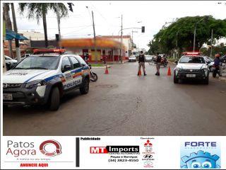 Homem morre após sofrer mal súbito enquanto andava na rua Sergipe | Patos Agora - A notícia no seu tempo - http://patosagora.net