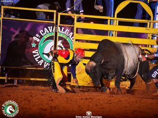 1º Round - Cavalgada Vila Vicentina - Show de Carvalho e Mariano - Parte 2 | Patos Agora - A notícia no seu tempo - http://www.patosagora.net