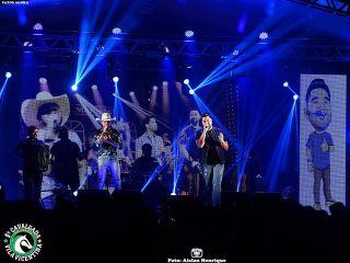 1º Round - Cavalgada Vila Vicentina - Show de Carvalho e Mariano - Parte 4 | Patos Agora - A notícia no seu tempo - http://www.patosagora.net