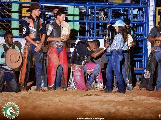 2º Round - Cavalgada Vila Vicentina - Show de Emílio e Eduardo - Parte 1 | Patos Agora - A notícia no seu tempo - http://patosagora.net