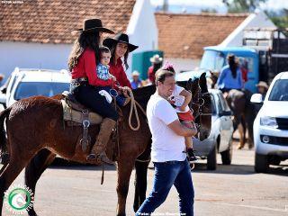 Queima do Alho durante a Cavalgada Vila Vicentina - Parte 2 | Patos Agora - A notícia no seu tempo - http://patosagora.net
