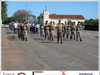 Polícia Militar de Patos de Minas comemora o aniversário da PMMG, da 10ª RPM e o dia dos veteranos | Patos Agora - A notícia no seu tempo - http://www.patosagora.net