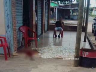Mulher é morta a facada em Andrequicé   Patos Agora - A notícia no seu tempo - http://www.patosagora.net