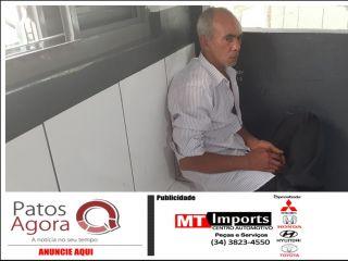 Homem é preso suspeito de tentar esfaquear a ex-mulher pelas costas   Patos Agora - A notícia no seu tempo - http://www.patosagora.net