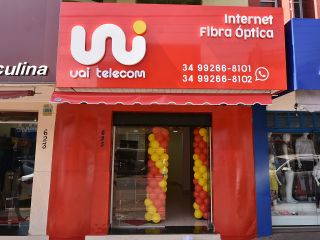 Uai Telecom comemora seus 13 anos e inaugura sua oitava loja de Patos e região | Patos Agora - A notícia no seu tempo - http://patosagora.net