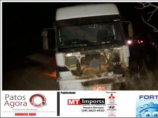 Mãe e três filhos morrem em grave acidente entre carro e carreta na BR-354 | Patos Agora - A notícia no seu tempo - http://patosagora.net