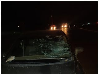 Ciclista fica gravemente ferido após atravessar rotatória pela contramão na rodovia MG-235   Patos Agora - A notícia no seu tempo - http://patosagora.net