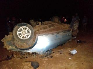 Colisão frontal entre dois veículos deixa duas vítimas fatais na LMG-740 | Patos Agora - A notícia no seu tempo - http://www.patosagora.net