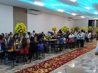 Debutantes da Casa das Meninas vivem sonho da festa de 15 anos | Patos Agora - A notícia no seu tempo - http://patosagora.net