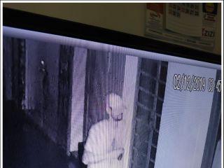 PM procura  homem que furtou loja no Centro durante a madrugada | Patos Agora - A notícia no seu tempo - http://patosagora.net
