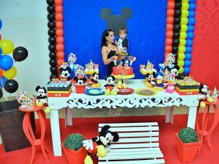 Crianças ganham festinha de aniversário feita por voluntários | Patos Agora - A notícia no seu tempo - http://patosagora.net