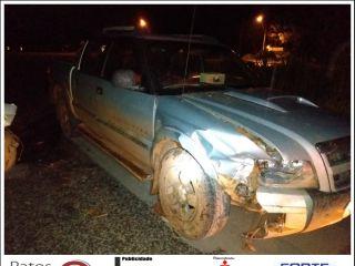 Idoso é preso por embriaguez ao volante após se envolver em acidente  | Patos Agora - A notícia no seu tempo - http://patosagora.net