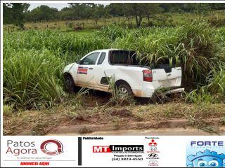 Veículo da Prefeitura de Lagoa Formosa se envolve em acidente na BR-354 | Patos Agora - A notícia no seu tempo - http://patosagora.net