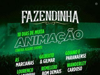 Fenamilho 2020 lança grade de shows | Patos Agora - A notícia no seu tempo - http://patosagora.net
