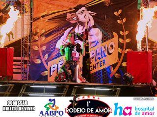 13/03/20201 - ºRodeio do Amor - 2º Round de Montarias - Parte 1 | Patos Agora - A notícia no seu tempo - https://patosagora.net