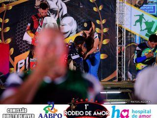 13/03/20201 - ºRodeio do Amor - 2º Round de Montarias - Parte 1   Patos Agora - A notícia no seu tempo - http://patosagora.net
