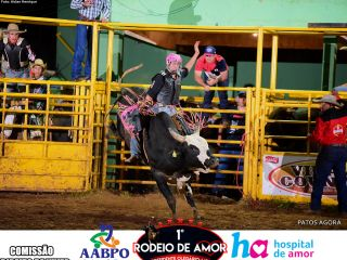 15/03/2020 - 1º Rodeio do Amor - Grande final - Parte 1 | Patos Agora - A notícia no seu tempo - http://patosagora.net