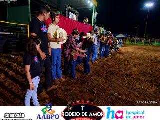 15/03/2020 - 1º Rodeio do Amor - Grande final - Parte 1   Patos Agora - A notícia no seu tempo - https://patosagora.net