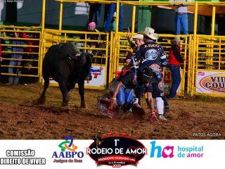 15/03/2020 - 1º Rodeio do Amor - Grande final - Parte 2 | Patos Agora - A notícia no seu tempo - http://patosagora.net