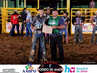 15/03/2020 - 1º Rodeio do Amor - Grande final - Parte 3 | Patos Agora - A notícia no seu tempo - http://patosagora.net