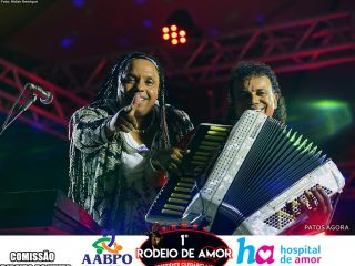 15/03/2020 - 1º Rodeio do Amor - Grande final - Parte 3 | Patos Agora - A notícia no seu tempo - https://patosagora.net