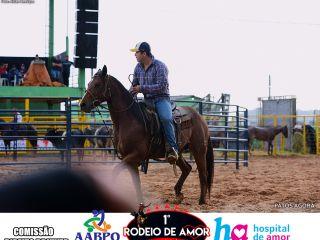 Ranch Sorting - 1º Rodeio do Amor - 14/03/2020 - Parte 1 | Patos Agora - A notícia no seu tempo - http://patosagora.net