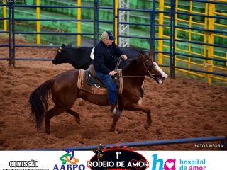 Ranch Sorting - 1º Rodeio do Amor - 14/03/2020 - Parte 1 | Patos Agora - A notícia no seu tempo - https://patosagora.net