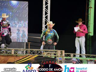 14/03/2020 - 1º Rodeio do Amor - 3º Round de Montarias - Parte 1 | Patos Agora - A notícia no seu tempo - http://patosagora.net