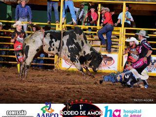 14/03/2020 - 1º Rodeio do Amor - 3º Round de Montarias - Parte 3 | Patos Agora - A notícia no seu tempo - http://patosagora.net