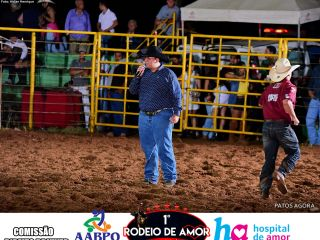 14/03/2020 - 1º Rodeio do Amor - 3º Round de Montarias - Parte 4   Patos Agora - A notícia no seu tempo - http://patosagora.net