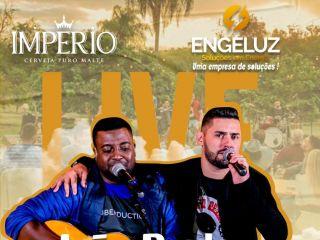 Doações da live da dupla João Paulo e Ricardo são entregues   Patos Agora - A notícia no seu tempo - http://patosagora.net