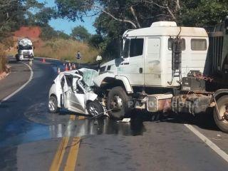 Secretário do tesouro de São Gonçalo do Abaeté morre em acidente na BR-365 | Patos Agora - A notícia no seu tempo - http://patosagora.net