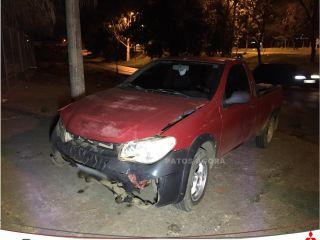 Motorista reduz velocidade para passar em quebra-molas e é atingido por veículo | Patos Agora - A notícia no seu tempo - http://patosagora.net