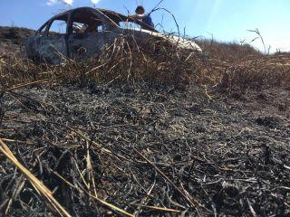 Motorista e passageira passam apuros após carro cair em ribanceira    | Patos Agora - A notícia no seu tempo - http://patosagora.net