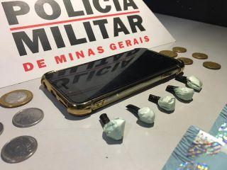 PM prende dois homens e uma mulher suspeitos de envolvimento no tráfico de drogas | Patos Agora - A notícia no seu tempo - http://patosagora.net