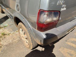 Após acidente, motorista danifica carro, atropela passageira e foge do local | Patos Agora - A notícia no seu tempo - https://patosagora.net